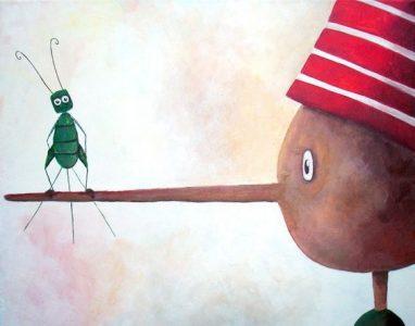 吵架分手|我們回得去嗎?—「謊言」