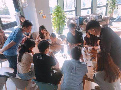 聯誼推薦|Together樂桌友活動圓滿結束